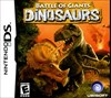 Rent Battle of the Giants: Dinosaurs for DS