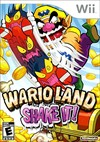 Rent Wario Land: Shake It! for Wii