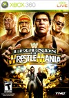 Rent WWE: Legends of Wrestlemania for Xbox 360