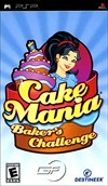 Rent Cake Mania: Baker's Challenge for PSP Games