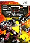 Rent Battle Rage: Mech Conflict for Wii