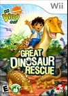 Rent Go, Diego, Go!: Great Dinosaur Rescue for Wii