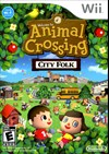 Rent Animal Crossing: City Folk for Wii