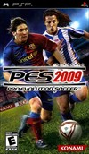 Rent Pro Evolution Soccer 2009 for PSP Games