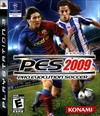 Rent Pro Evolution Soccer 2009 for PS3
