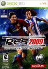 Rent Pro Evolution Soccer 2009 for Xbox 360