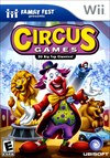 Rent Family Fest Presents: Circus Games - 20 Big Top Classics for Wii