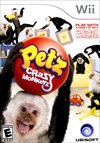 Rent Petz: Crazy Monkeyz for Wii