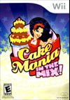 Rent Cake Mania: In the Mix! for Wii