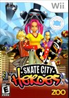 Rent Skate City Heroes for Wii
