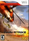 Rent Twin Strike: Operation Thunder for Wii