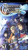Rent Phantasy Star Portable for PSP Games