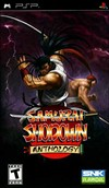 Rent Samurai Shodown Anthology for PSP Games