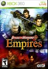 Rent Dynasty Warriors 6: Empires for Xbox 360