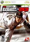 Rent Major League Baseball 2K9 for Xbox 360