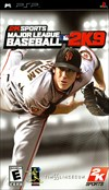 Rent Major League Baseball 2K9 for PSP Games
