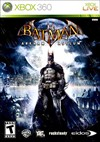 Rent Batman: Arkham Asylum for Xbox 360