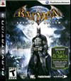 Rent Batman: Arkham Asylum for PS3