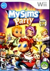 Rent MySims Party for Wii