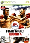 Rent Fight Night Round 4 for Xbox 360