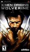 Rent X-Men Origins: Wolverine for PSP Games