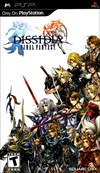 Rent Dissidia: Final Fantasy for PSP Games