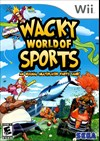 Rent Wacky World of Sports for Wii