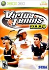 Rent Virtua Tennis 2009 for Xbox 360