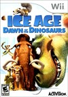 Rent Ice Age: Dawn of the Dinosaurs for Wii