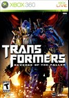 Rent Transformers: Revenge of the Fallen for Xbox 360