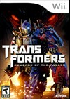 Rent Transformers: Revenge of the Fallen for Wii