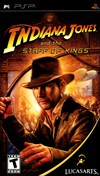 Rent Indiana Jones and the Staff of Kings for PSP Games
