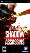 Rent Tenchu: Shadow Assassins for PSP Games
