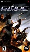 Rent G.I. Joe: The Rise of Cobra for PSP Games