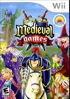 Rent Medieval Games for Wii