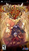 Rent Crimson Gem Saga for PSP Games