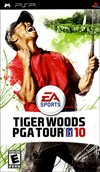 Rent Tiger Woods PGA Tour 10 for PSP Games