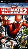 Rent Marvel: Ultimate Alliance 2 for PSP Games