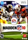 Rent Madden NFL 10 for Wii