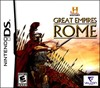 Rent History Great Empires Rome for DS