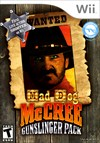 Rent Mad Dog McCree: Gunslinger Pack for Wii
