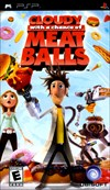 Rent Cloudy with a Chance of Meatballs for PSP Games
