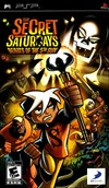 Rent Secret Saturdays: Beasts of the 5th Sun for PSP Games