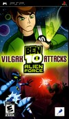 Rent Ben 10 Alien Force Vilgax Attacks for PSP Games