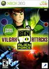 Rent Ben 10 Alien Force Vilgax Attacks for Xbox 360