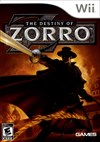 Rent Destiny of Zorro for Wii