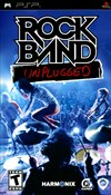 Rent Rock Band Unplugged for PSP Games