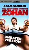 Rent You Don't Mess with the Zohan for PSP Movies