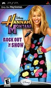 Rent Hannah Montana: Rock Out the Show for PSP Games