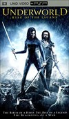 Rent Underworld: Rise of the Lycans for PSP Movies